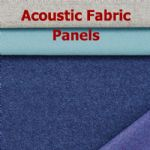 Acoustic Fabric Panels
